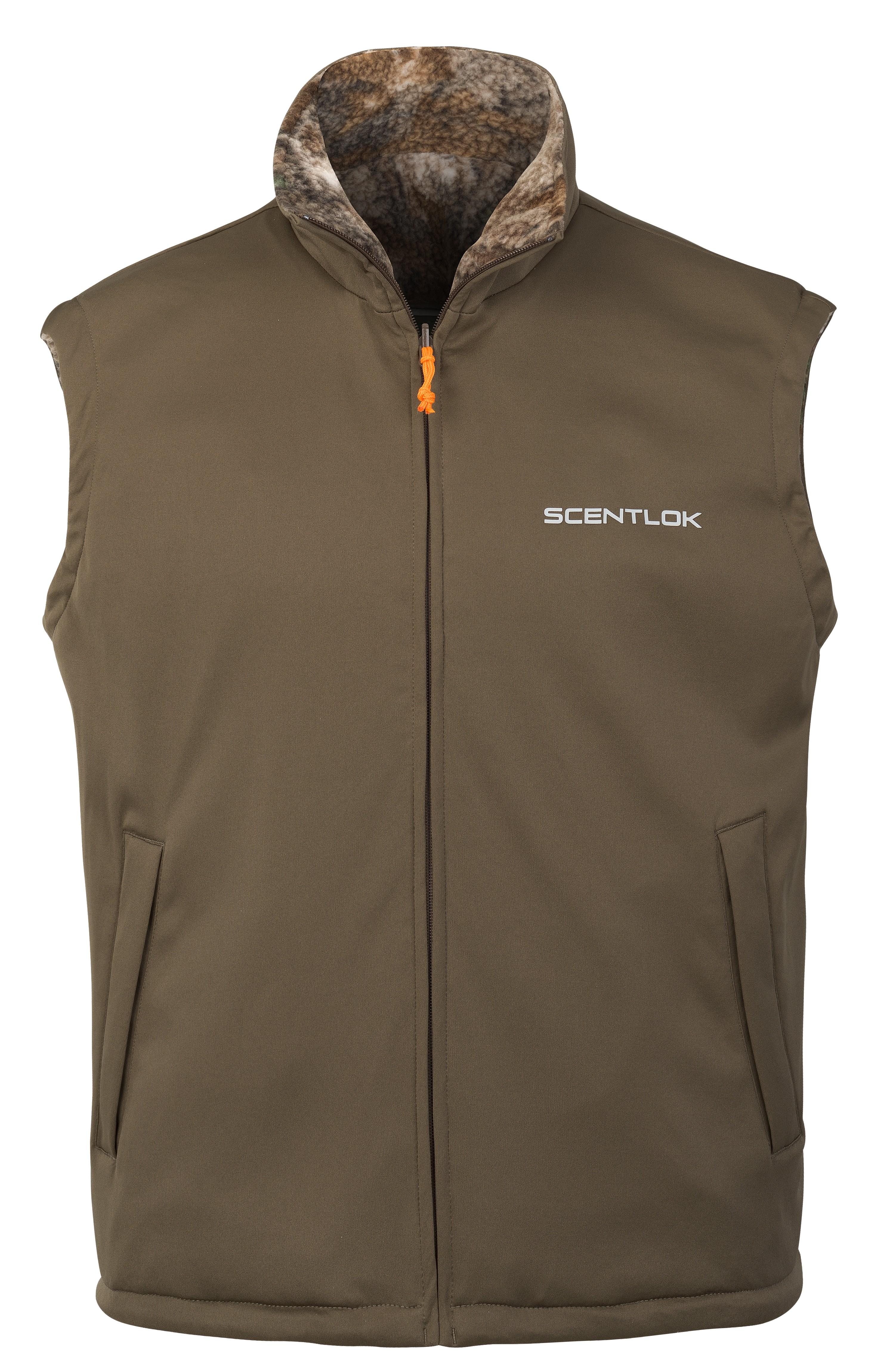 Vest reverse