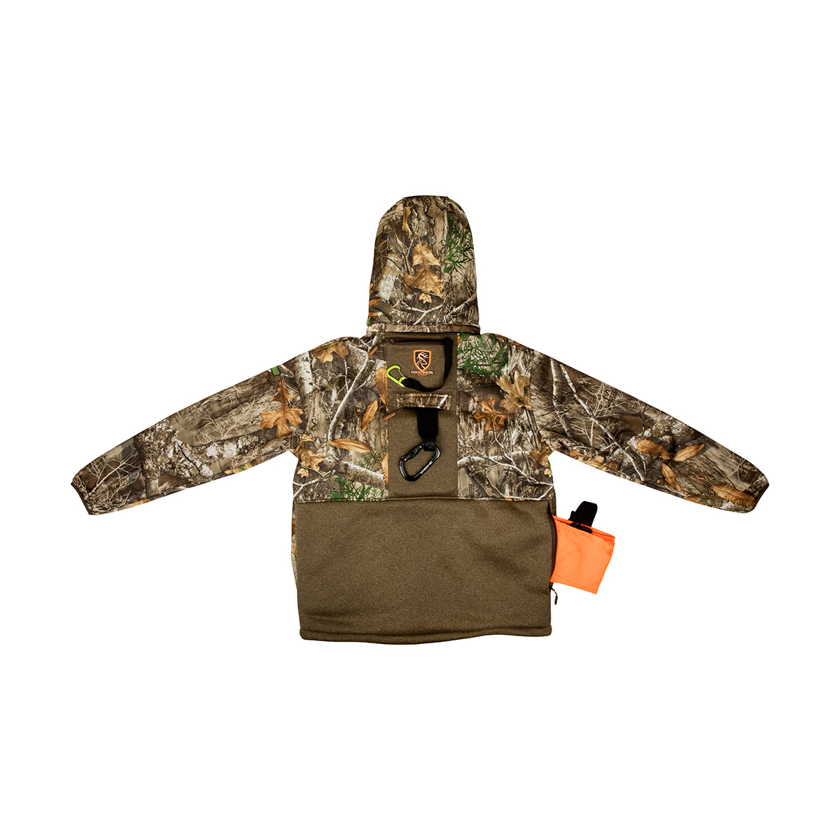 Back-Drake-Non-Typical-Stand-Hunter-Jacket-Endurance-Agion-Scent-Control-Big-Tall-BigCamo-Realtree-Edge