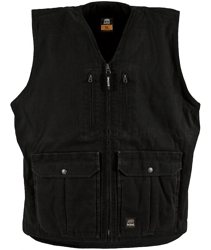 Conceal Vest Black