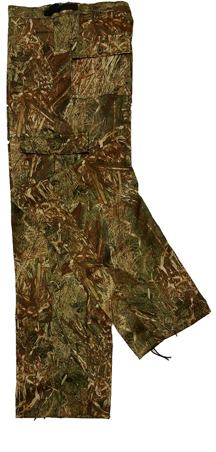 Big And Tall 6 Pocket Pants In Mossy Oak S Duck Blind Camo