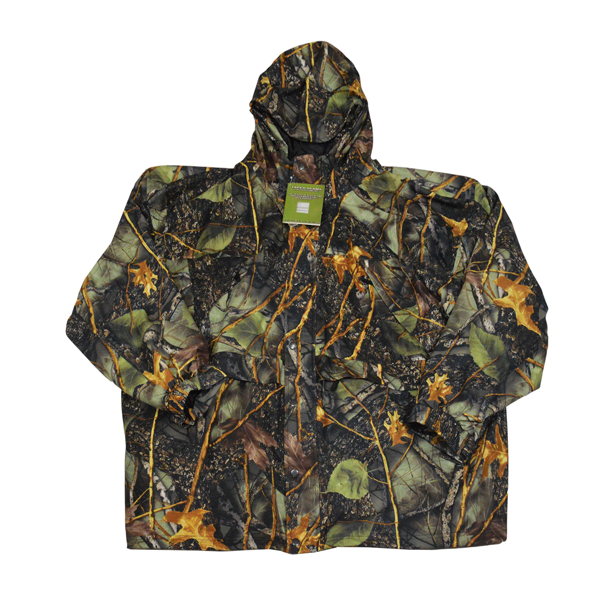 Burly Windproof Waterproof Hunting Suits Classic And Tan