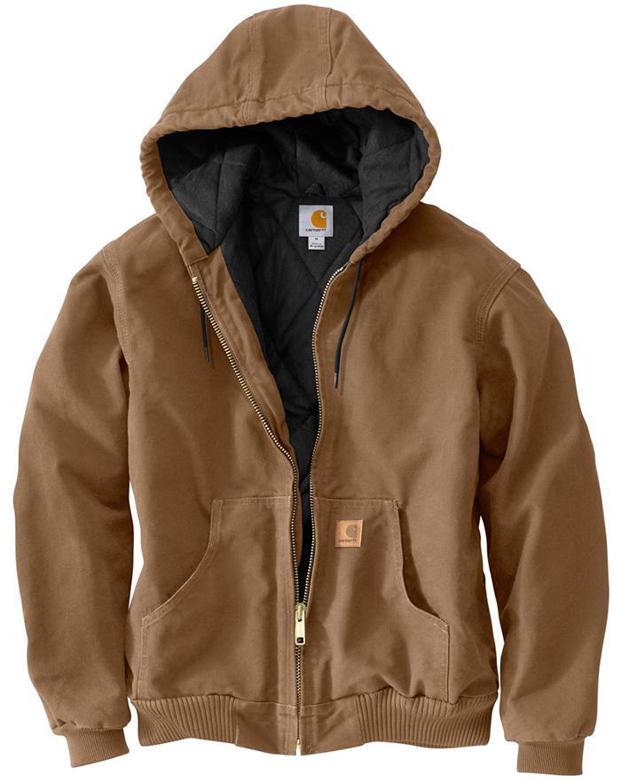 sandstone frontier jacket