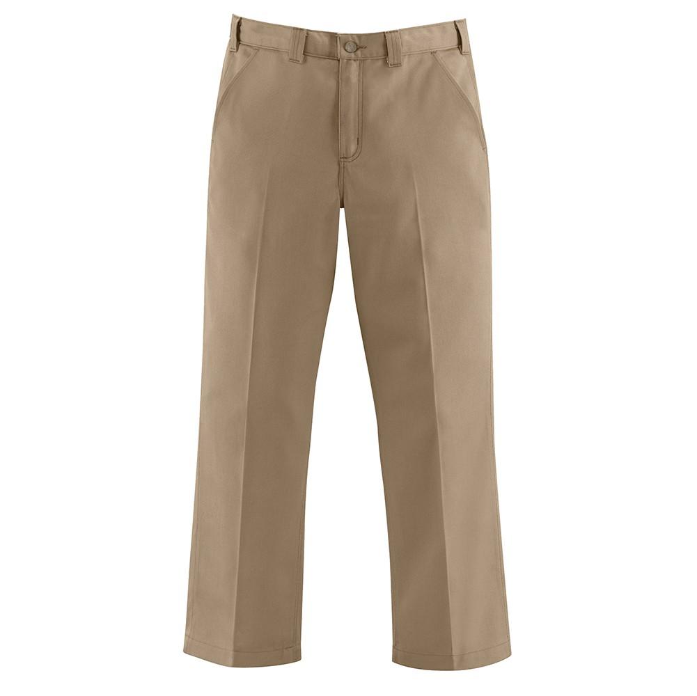 Carhartt-Twill-Pant-Khaki-Front