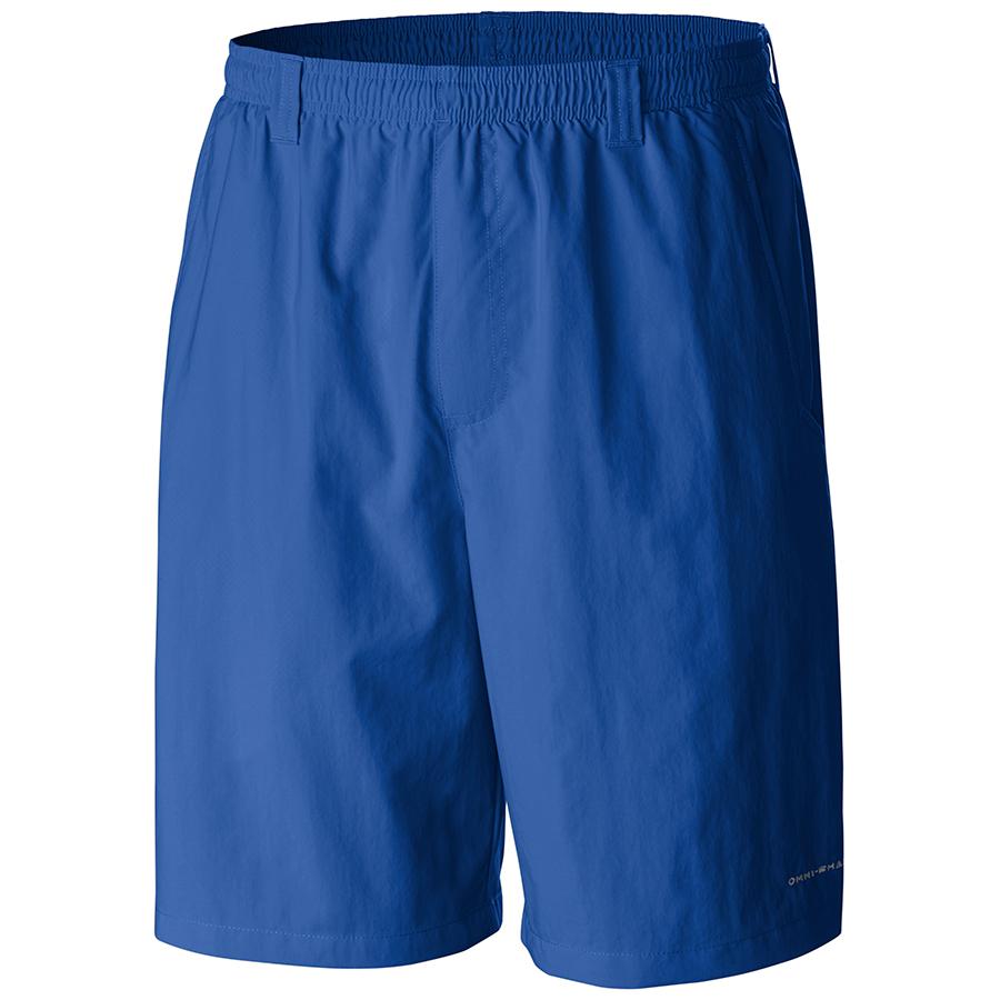 Columbia-Sportswear-Backcast-III-Water-Shorts-Big-Tall-Mens-Active-Fishing-Hunting-vivid-blue