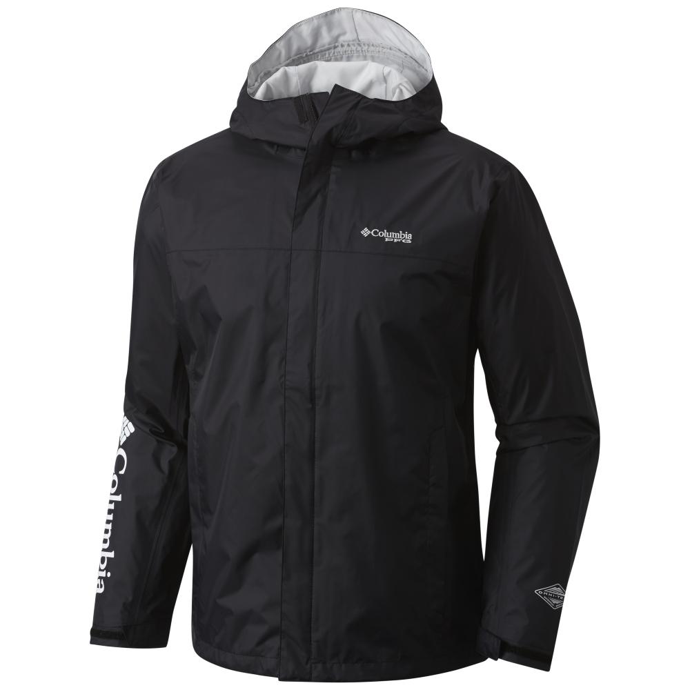Columbia-Sportswear-Big-Tall-BigCamo-Fish-Waterproof-Rain--PFG-Storm-Jakcet