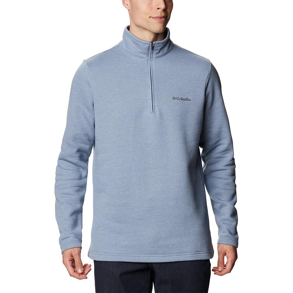 Columbia-Sportswear-Great-Hart-Mountain-Pullover-Casaul-Big-Tall-BigCamo-Bluestone