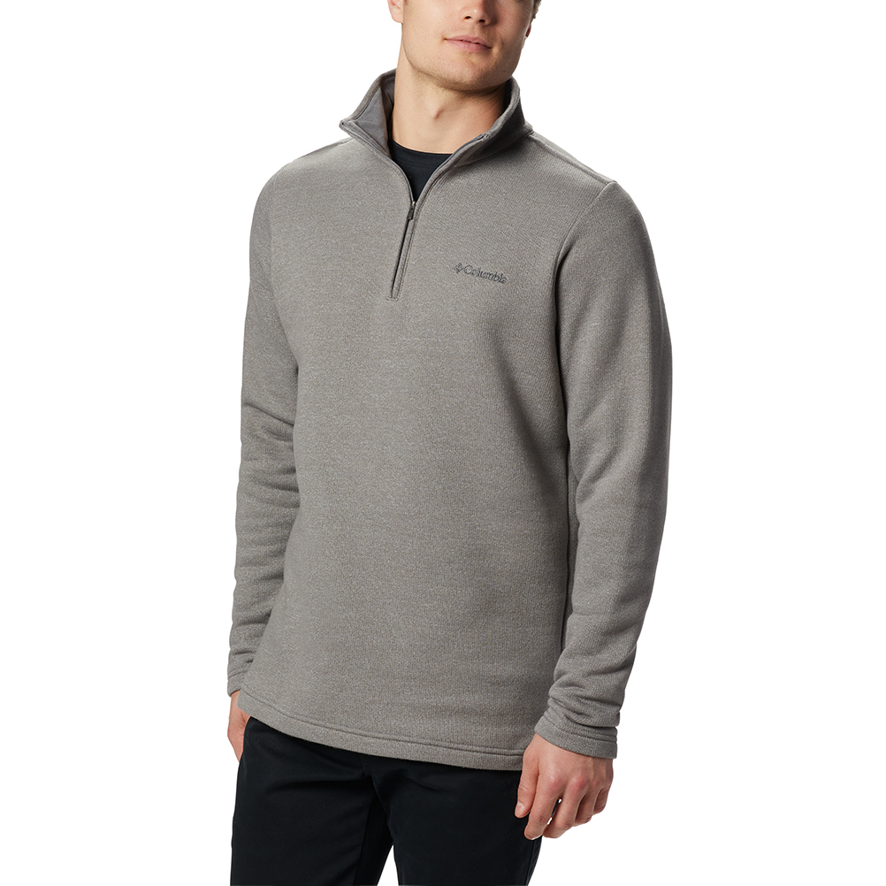 Columbia-Sportswear-Great-Hart-Mountain-Pullover-Casaul-Big-Tall-BigCamo-Boulder-Heather