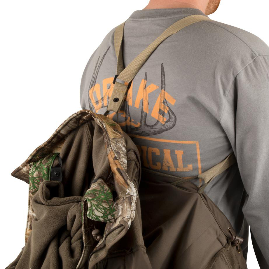 Detail1-Drake-Non-Typical-Stand-Hunter-Jacket-Endurance-Agion-Scent-Control-Big-Tall-BigCamo-Realtree-Edge