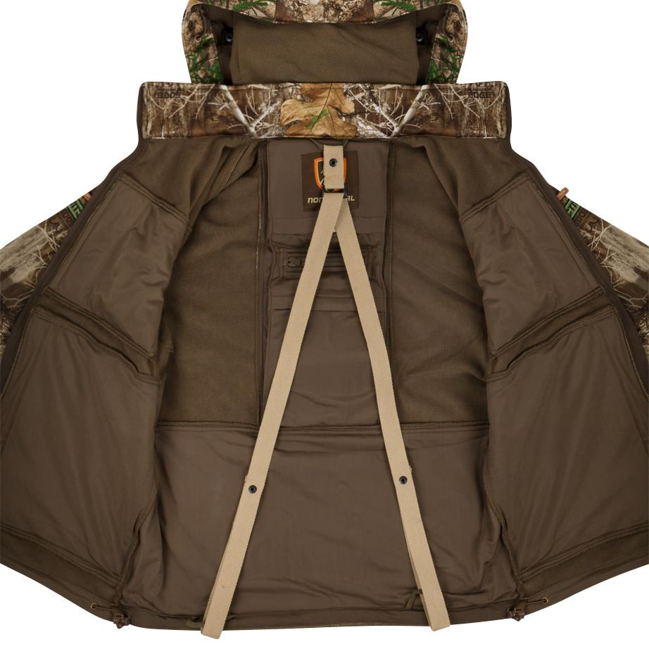 Detail2-Drake-Non-Typical-Stand-Hunter-Jacket-Endurance-Agion-Scent-Control-Big-Tall-BigCamo-Realtree-Edge