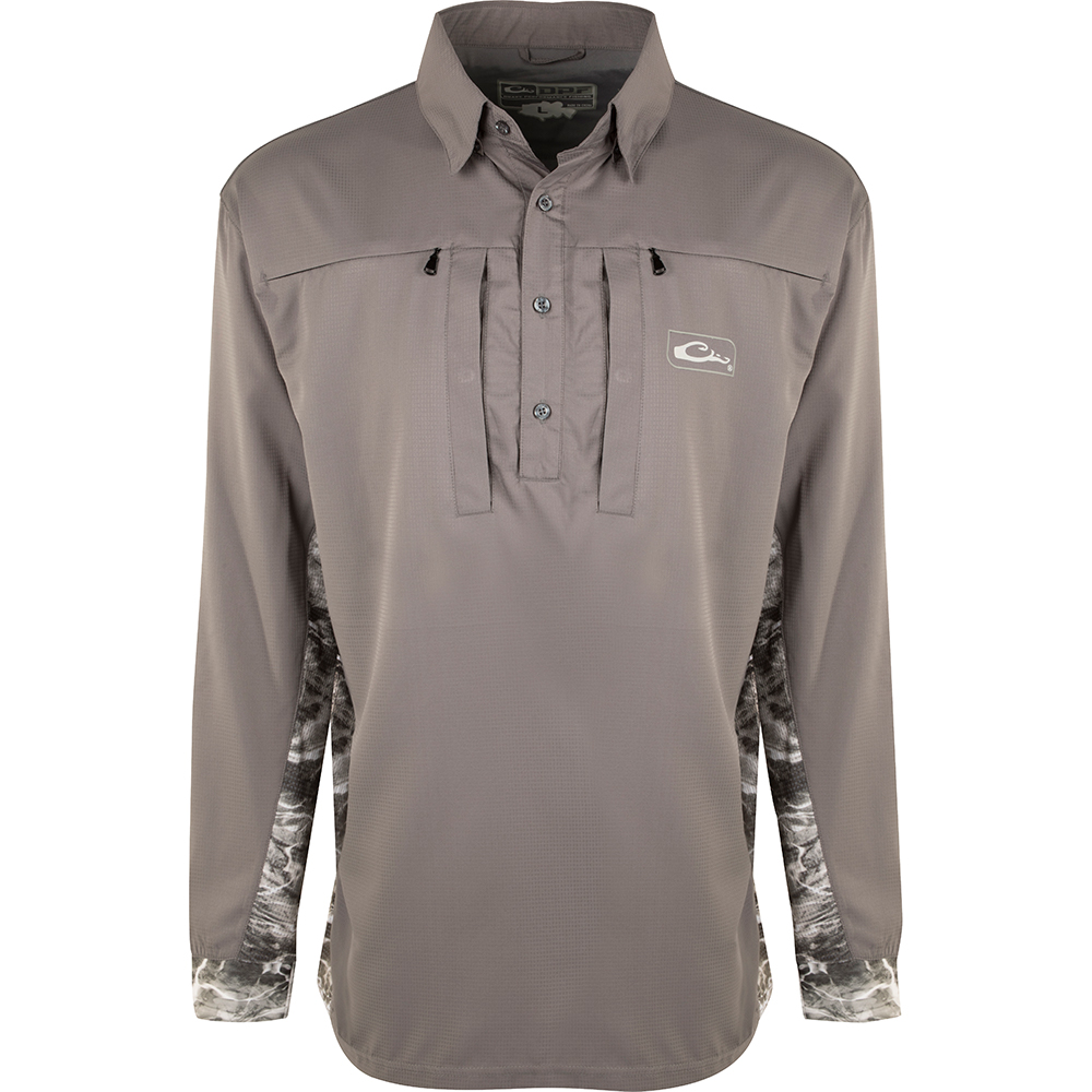 Drake-Performance-Fishing-Shield4-Cast-Away-Performance-Shirt-Mossy-Oak-Manta
