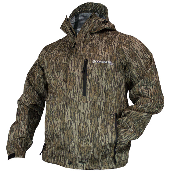Gale Camo Jacket Bottomland-BigCamo-Big-Tall-Hunting-Rain-Fishing