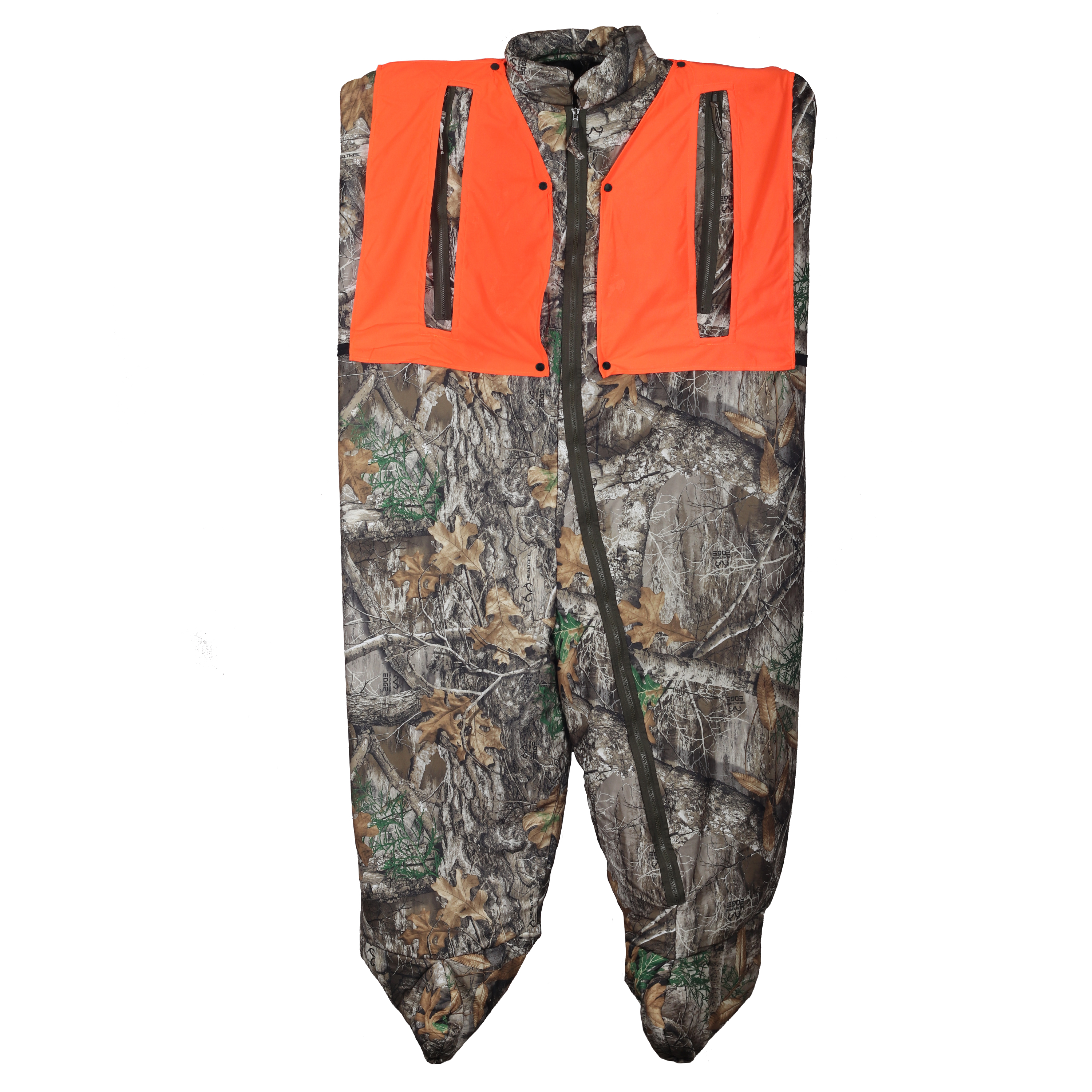 GameHide-FBS-No-Chill-Body-Suit-Realtree-Edge-WITH-ORANGE-hunting-big-tall-BigCamo