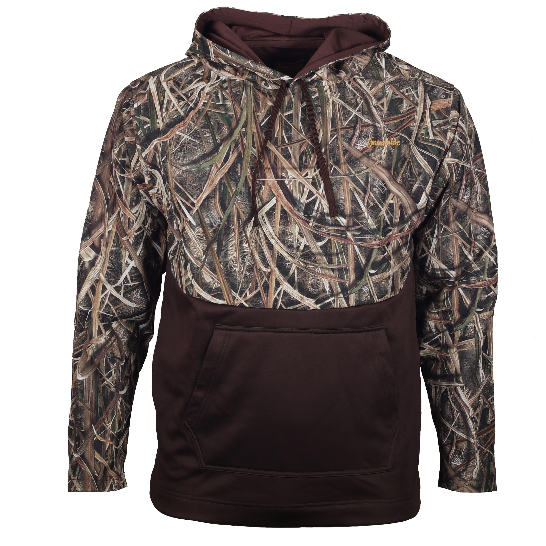 GameHide-FFH-Marsh-Lord-Hoodie-Mossy-Oak-Shadowgrass-Blades-Waterfowl-Hunting-Big-Tall-BigCamo