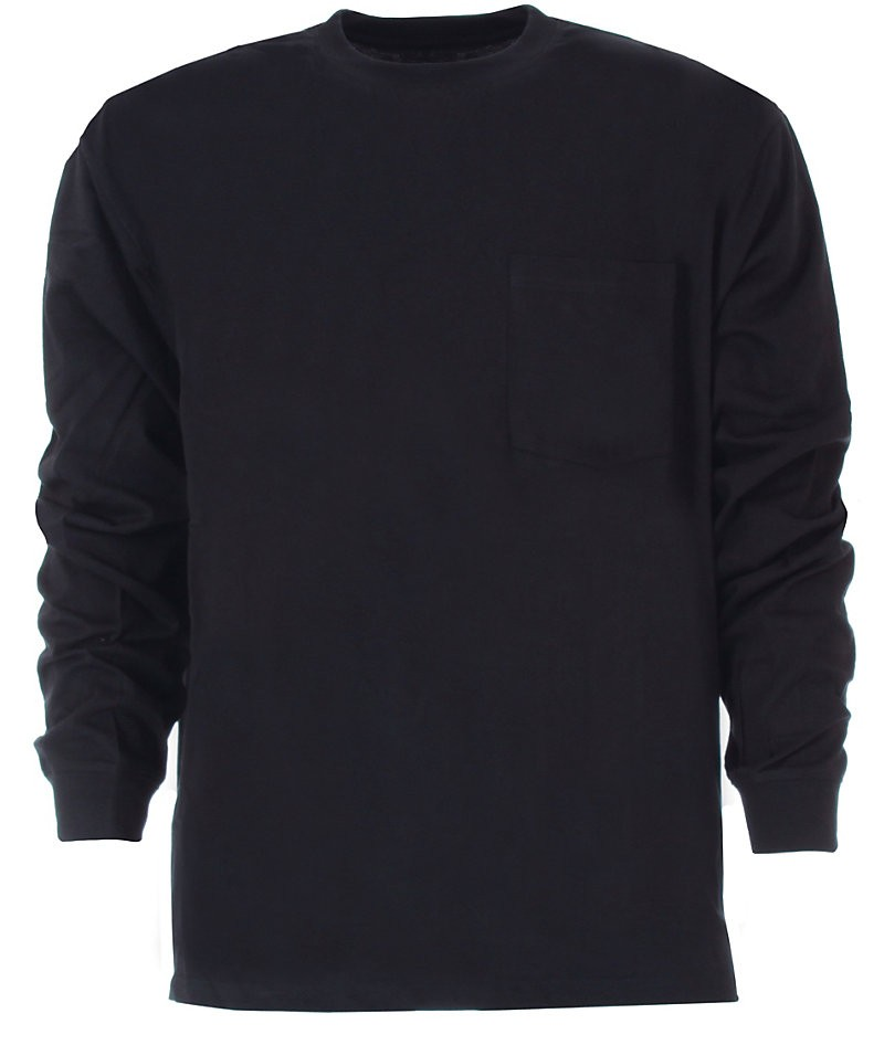 Heavy Long Sleeve Navy