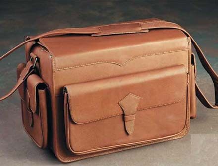 Fine Leather Range Bag