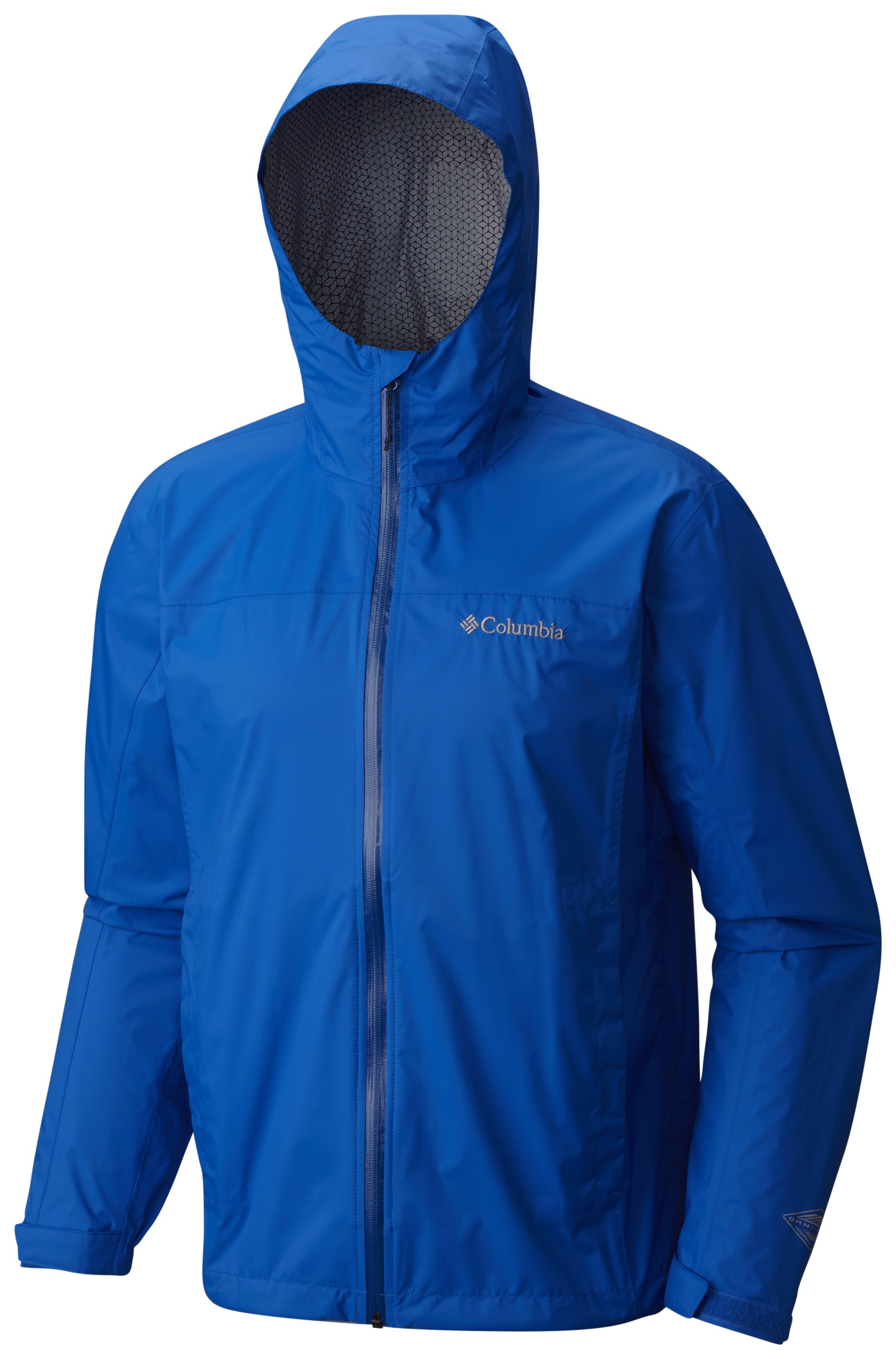 Columbia Mens Tall EvaPOURation Jacket