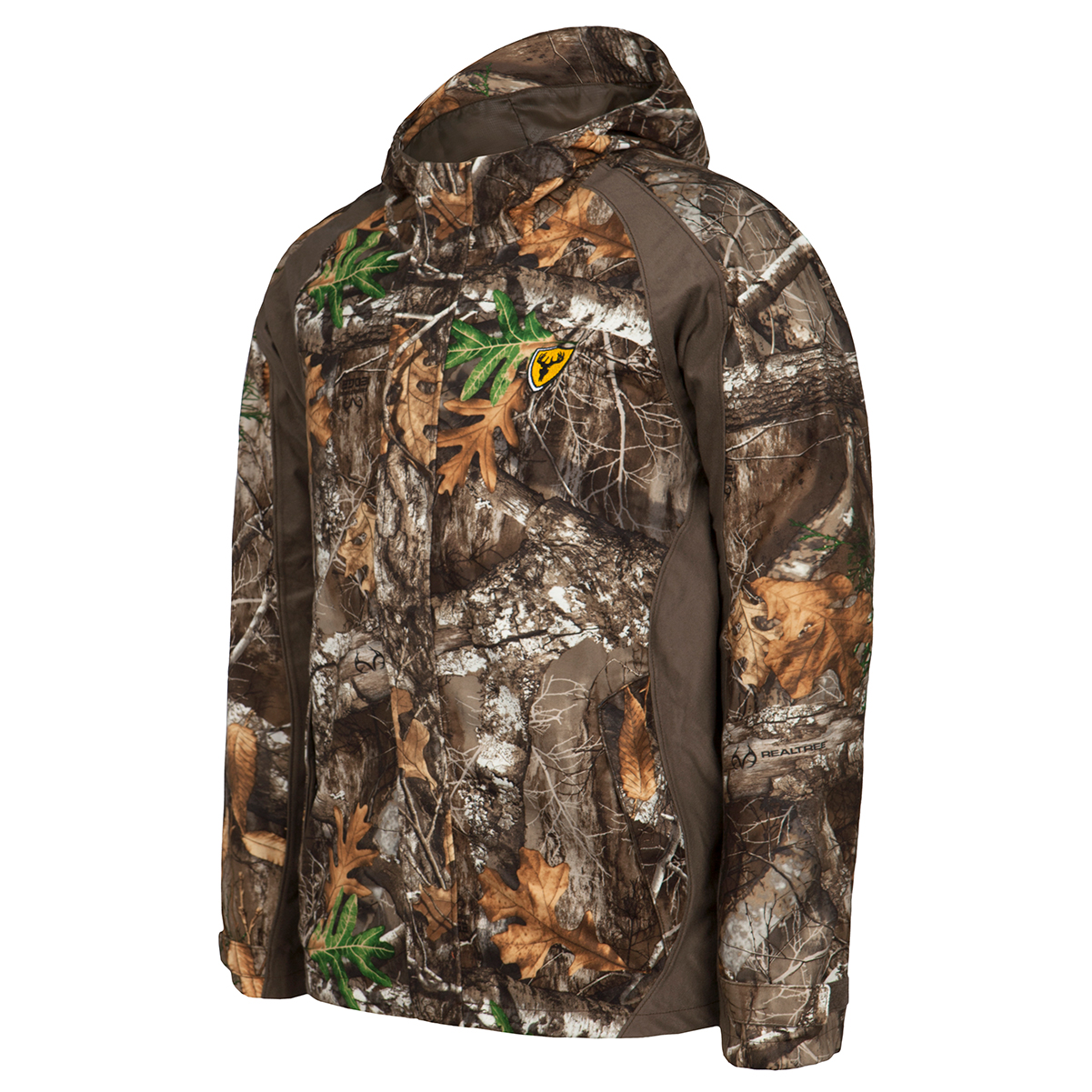 Scent-Blocker-Drencher-Waterproof-Insulated-Jacket-Big-Tall-BigCamo-Side
