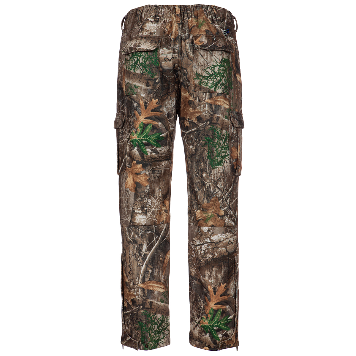 Scent-Blocker-Wooltex-Windproof-Insulated-Pant-Big-Tall-Hunt-BigCamo-Back