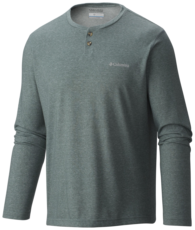 Columbia Sportswear Men's Thistletown Park Henley Long