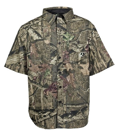 Walls big man cape back vented short sleeve button up for Big and tall button up shirts
