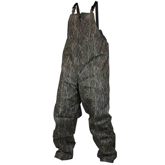 AdvantageTek Camo Bib Bottomland