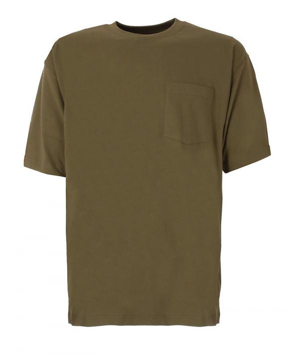 Heavy Short Sleeve Olive