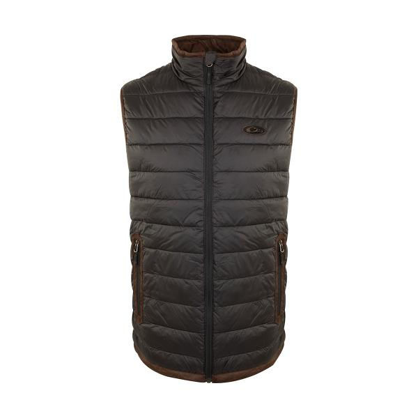 Black-Drake-Waterfowl-Synthetic-Double-Down-Vest-Big-Tall-BigCamo