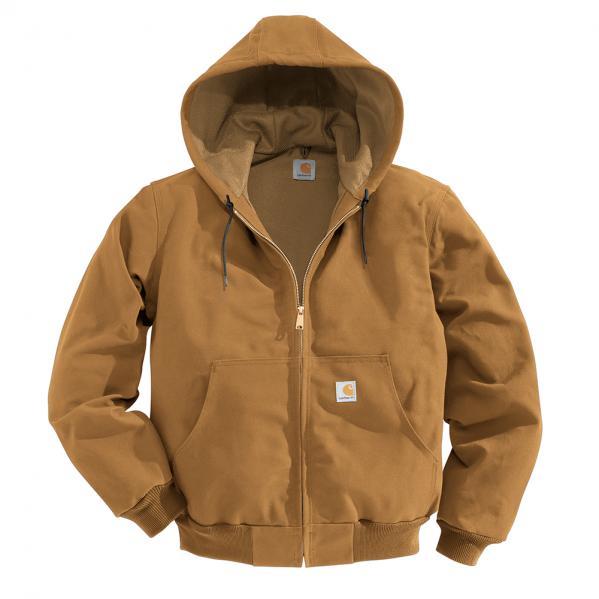 Carhartt-Duck-Thermal-Jacket-Brown