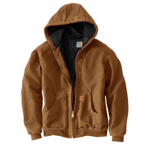 sandstone brown jacket