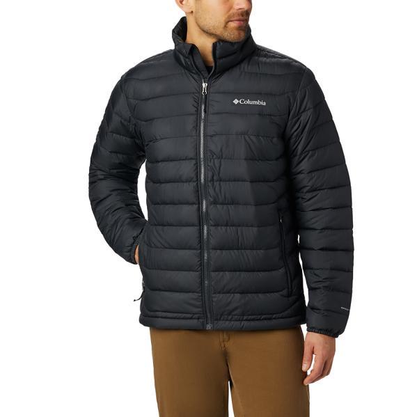 Columbia-Sportswear-Down-Powder-Lite-Big-Tall-Casual-Jacket-Bigcamo-Black