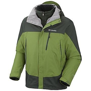 CLOSEOUT!! Columbia Sportswear Lhotse Mountain 3-in-1 Parka