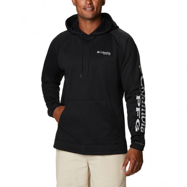 Columbia-Sportswear-Terminal-Tackle-Fleece-Hoodie-Big-Tall-BigCamo-Black