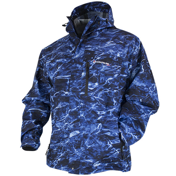 Gale Marlin Hood Down-BigCamo-Big-Tall-Hunting-Rain-Fishing-mossy-oak-elements
