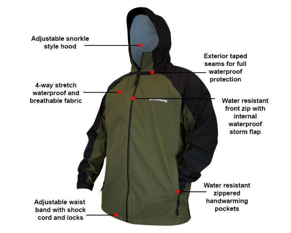PP22105 Features-BigCamo-Big-Tall-Hunting-Rain-Fishing