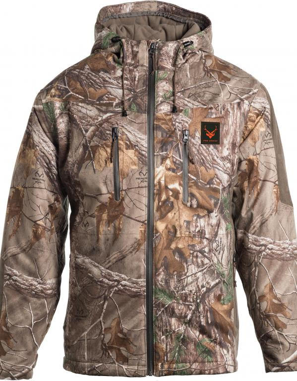 Walls 174 Pro Series Silent Quest Insulated Parka With Scentrex