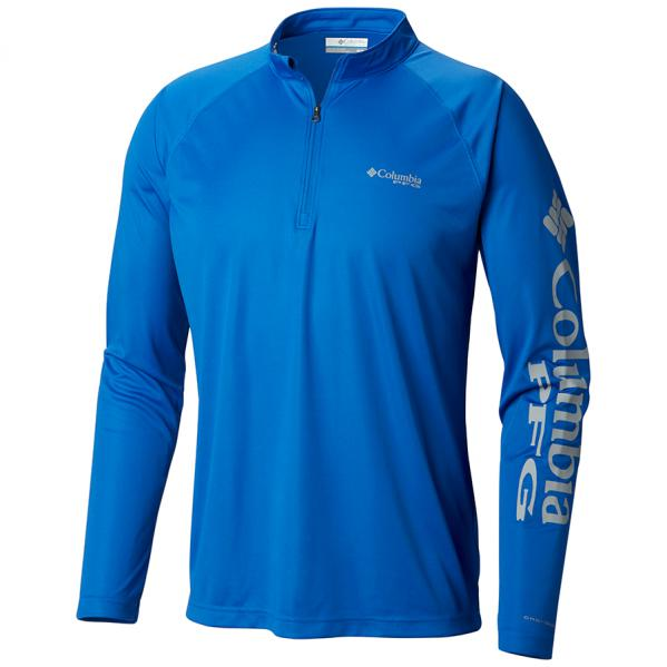 columbia-sportswear-terminal-tackle-quarter-zip-big-tall-bigcamo-vividblue-coolgrey
