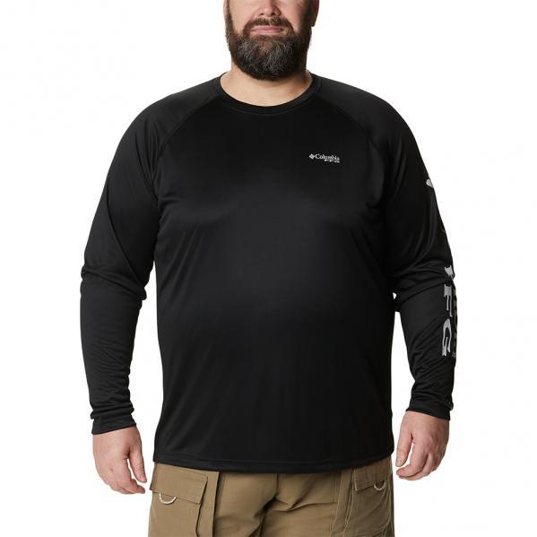 columbia-sportwear-terminal-tackle-long-sleeve-big-tall-fish-casual-big-tall-black