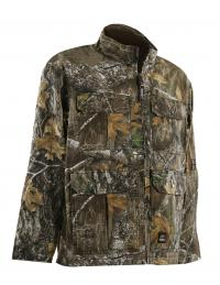 berne apparel big tall camo realtree edge conceal carry jacket