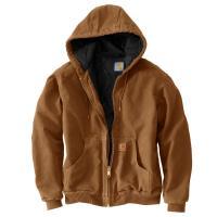 sandstone brown jacket