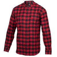 Dickies-Icon-Flannel-Red-Black-Buffalo-Plaid-Big-Tall-BigCamo