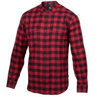 Dickies-Icon-Flannel-Red-Black-Buffalo-Plaid-Big-Tall-BigCamo