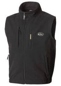 Drake-MST-Windproof-Vest-Black