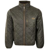Drake-Quilted-Jacket-Fleece-Lined-Old-School-Barbour-Olive