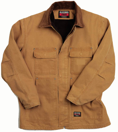 Walls Blizzard Pruf Deluxe Jacket In Big And Tall Sizes